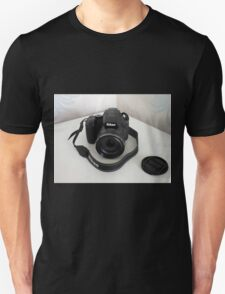 My New Camera Unisex T-Shirt