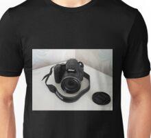 My New Camera Unisex T-Shirt