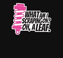 What am I scraping on? 3 Womens Fitted T-Shirt