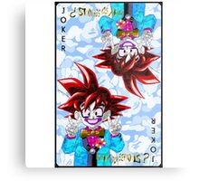 Kid Joker Jr II Metal Print