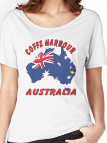 Coffs Harbour NSW Women's Relaxed Fit T-Shirt