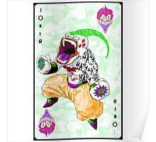 Jr Joker Poster