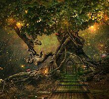 treescape by Jena DellaGrottaglia