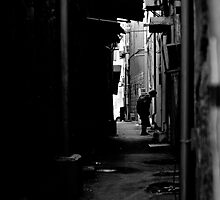 Another day, Another Alleyway by Dnazzx34