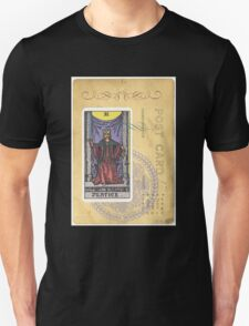 Justice Scales Tarot Card Fortune Teller T-Shirt
