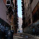 Alley Way by John Cruz
