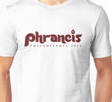 Pope Francis (Philadelphia inspired) Unisex T-Shirt