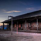 Storm Lake Station by John Cruz