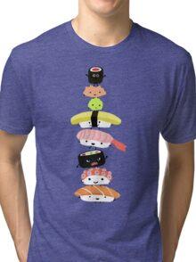 Sushi Stack Tri-blend T-Shirt