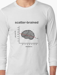 Scatter-Brained Long Sleeve T-Shirt
