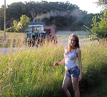 Farm Girl at Heart by Jodie Keefe