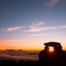 Summit Sunrise by Zach Pezzillo