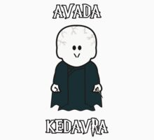 "Weenicons: Harry Potter - Voldemort ""Avada Kedavra"" by JordanDefty"