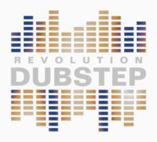Revolution Dubstep: Original Logo Tee