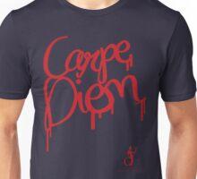 Carpe Diem red Unisex T-Shirt