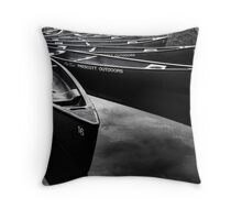 Canoe Spread Throw Pillow