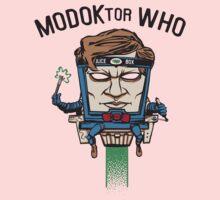 MODOKtor WHO Kids Tee