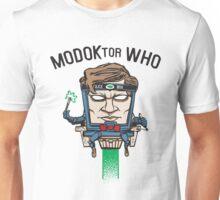 MODOKtor WHO Unisex T-Shirt