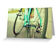 take me for a ride Greeting Card