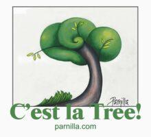 C'est la Tree! One Piece - Short Sleeve