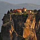 Monastery of the Holy Trinity by Peter Hammer