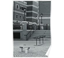Urban Setting Poster