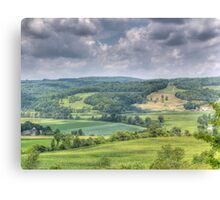 The Familiar Landscape of Home Canvas Print