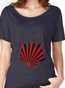 根絶する (Exterminate!) Women's Relaxed Fit T-Shirt
