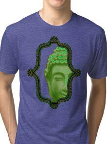 Hello Budha Tri-blend T-Shirt