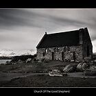 Church Of The Good Shepherd by JayDaley