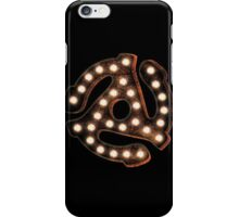 Marquee 45 iPhone Case/Skin