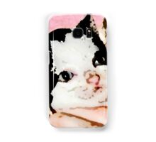 Kitten Love Samsung Galaxy Case/Skin