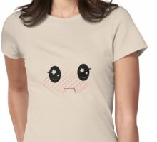 Adorable Face Womens Fitted T-Shirt