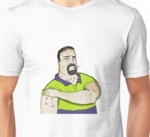 Big lez show Mike Nolan southern cross Unisex T-Shirt