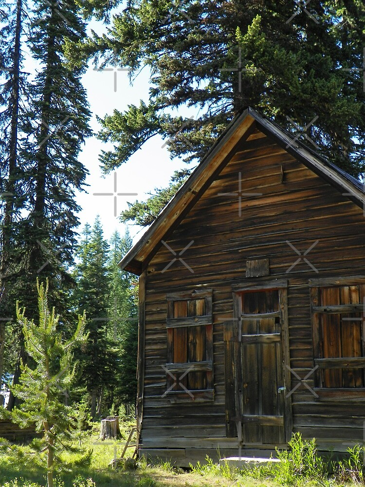 Greenhorn - Ghost Town by Betty  Town Duncan