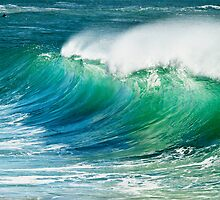 Wave Power #2 by Odille Esmonde-Morgan