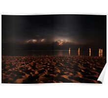 Heat Lightning in the North Country Poster