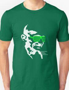 ISSA 2011 Gandhi Shades (Black) Unisex T-Shirt