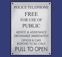 Police Box by Halidar