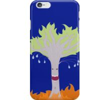 Vampire Fire Willow Tree (Designs4You) iPhone Case/Skin