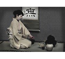 Tea Photographic Print