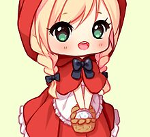 Little red ridding hood by Hyanna