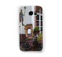 Old Bicycles  Samsung Galaxy Case/Skin
