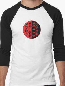 Heresy Men's Baseball ¾ T-Shirt