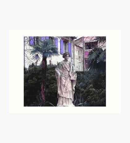 garden of orpheus Art Print
