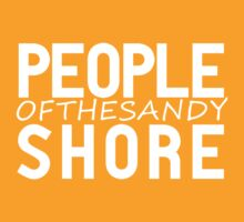 People of the Sandy Shore by rbeks