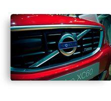 Volvo XC60 Canvas Print
