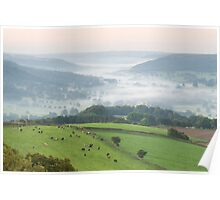 The Chatsworth Valley Poster