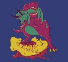 Arney is a Dinosaur from a prehistoric era by Elisha Hale