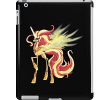 My Little Pony - MLP - Sunset Shimmer Alicorn iPad Case/Skin
